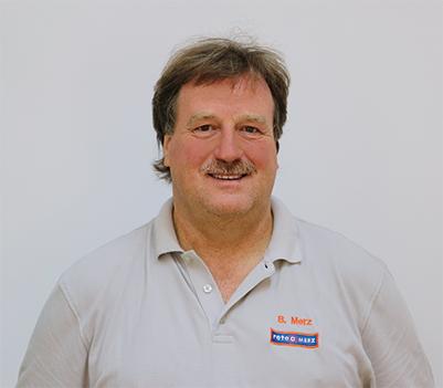 Bernhard Merz